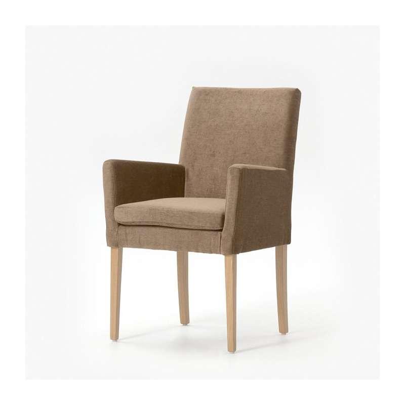 fauteuil de salon en bois et tissu vigo mobitec 4. Black Bedroom Furniture Sets. Home Design Ideas