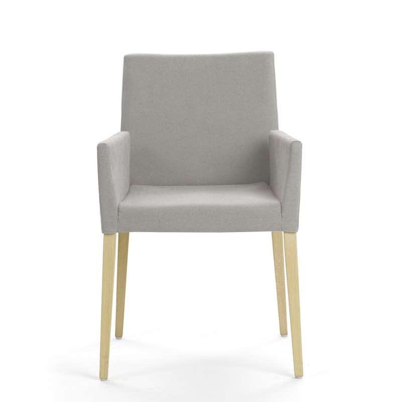 fauteuil cocooning en bois et tissu slim mobitec 4. Black Bedroom Furniture Sets. Home Design Ideas