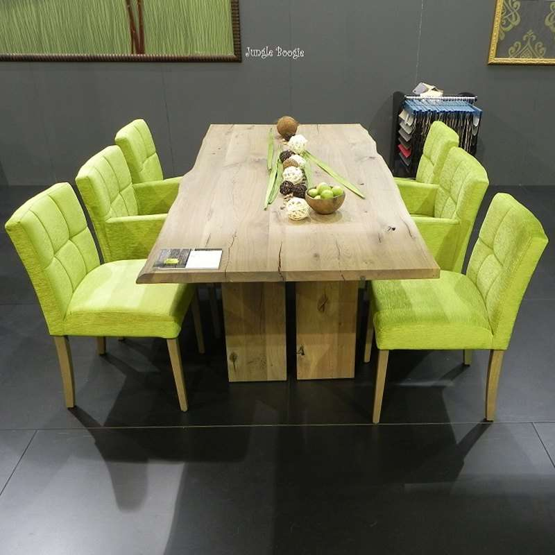 table de salle manger moderne en bois massif rustique amazone mobitec 4 pieds tables. Black Bedroom Furniture Sets. Home Design Ideas
