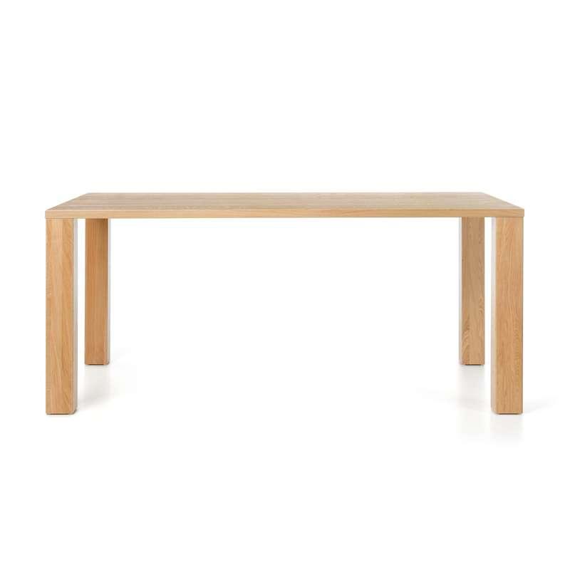 table contemporaine en bois sur mesure nevada mobitec 4. Black Bedroom Furniture Sets. Home Design Ideas