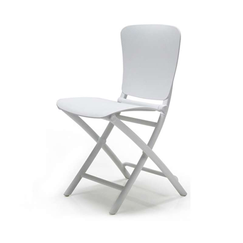 chaise d 39 appoint pliante en polypropyl ne zac classic 4. Black Bedroom Furniture Sets. Home Design Ideas