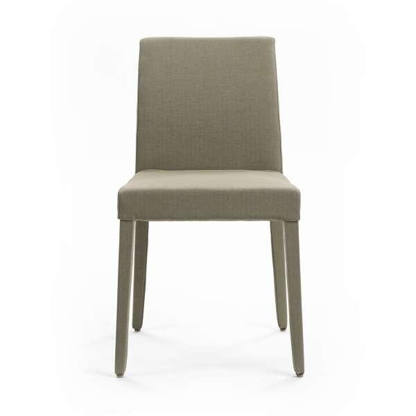 Chaise avec pieds gainés en tissu - Slim Cover Mobitec®