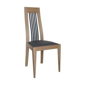 Chaise de salle à manger fabriquée en France - Lola