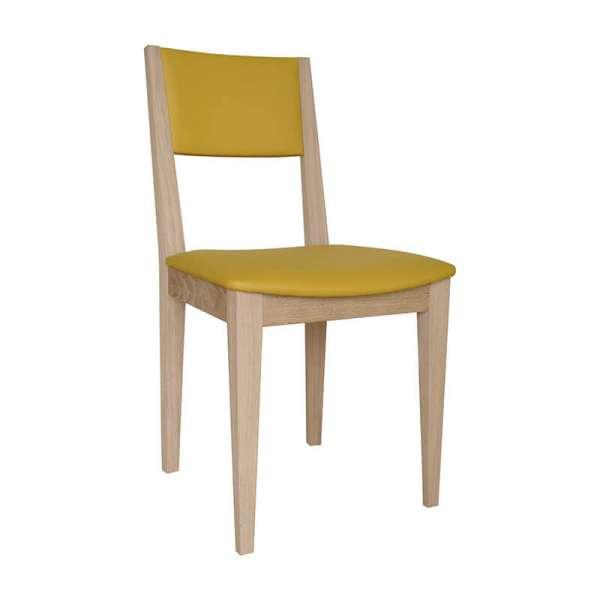 Chaise De Sejour Made In France En Bois Massif