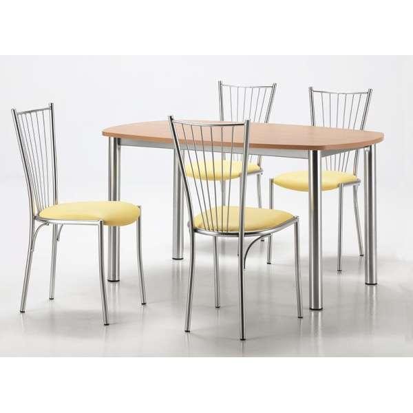 Chaise de cuisine en métal Etna - 3