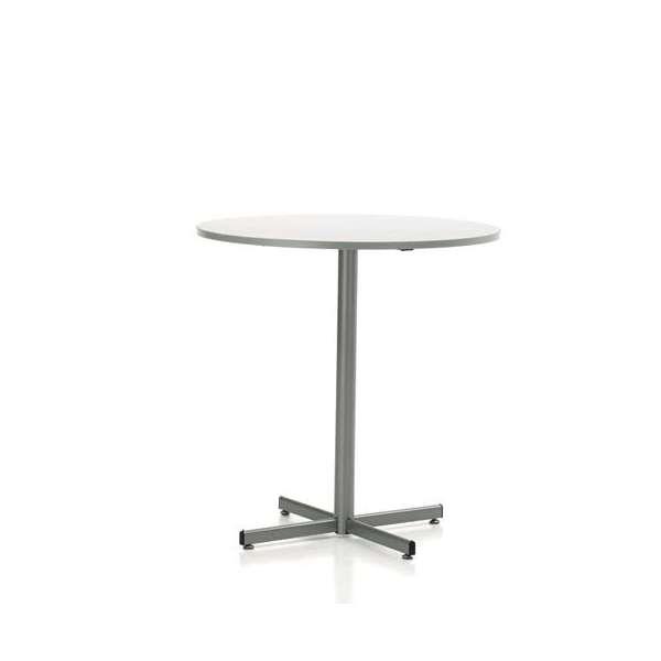table mange debout ronde pour cuisine en m lamin et m tal voyager 4. Black Bedroom Furniture Sets. Home Design Ideas