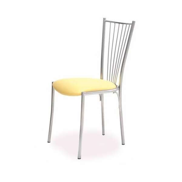 Chaise de cuisine en métal Etna - 2