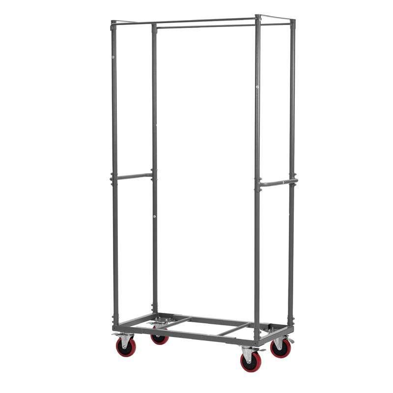 chariot pour chaises pliante alex 4 pieds tables chaises et tabourets. Black Bedroom Furniture Sets. Home Design Ideas