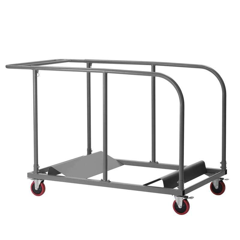 chariot pour table pliante ronde 4 pieds tables chaises et tabourets. Black Bedroom Furniture Sets. Home Design Ideas