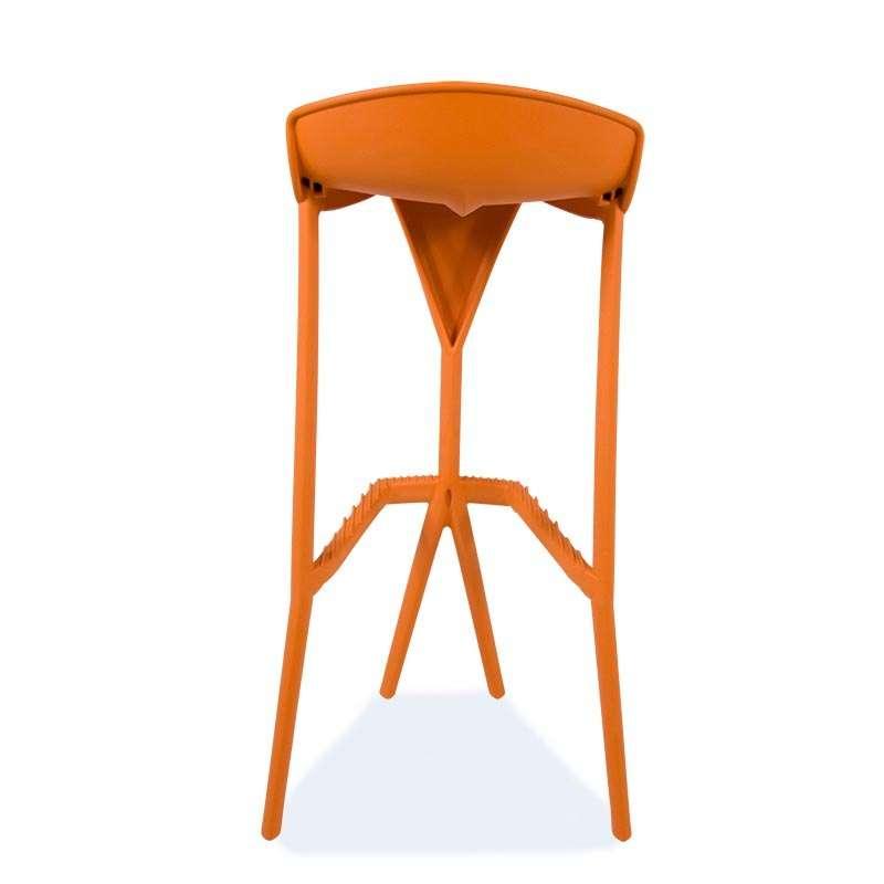 tabouret de bar design en technopolym re shiver 4. Black Bedroom Furniture Sets. Home Design Ideas