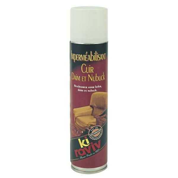 Entretien imperméabilisant pour cuir, daim et nubuck - Kiraviv®