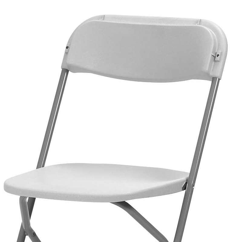 chaise pliante en plastique et m tal alex 4 pieds tables chaises et tabourets. Black Bedroom Furniture Sets. Home Design Ideas