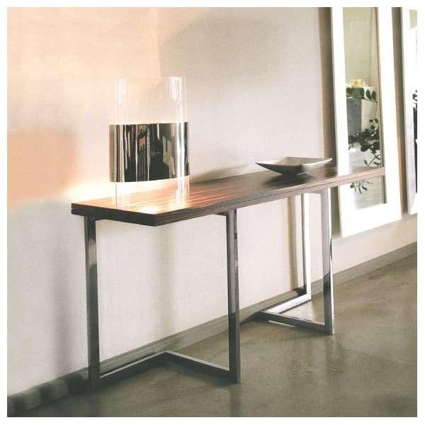 Table en bois et métal - Giravolta 150 - 7