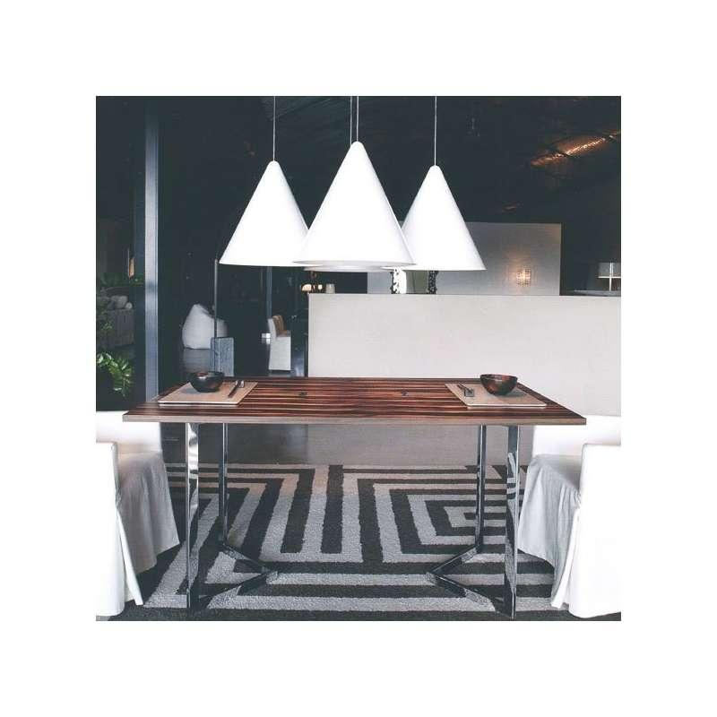 Console design modulable en bois et métal - Giravolta 150 | 4 ...