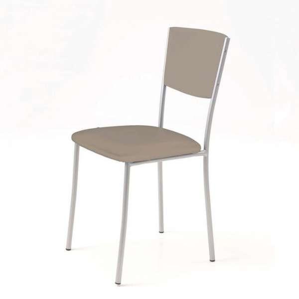 Chaise de cuisine en métal - Ruby 2 - 3