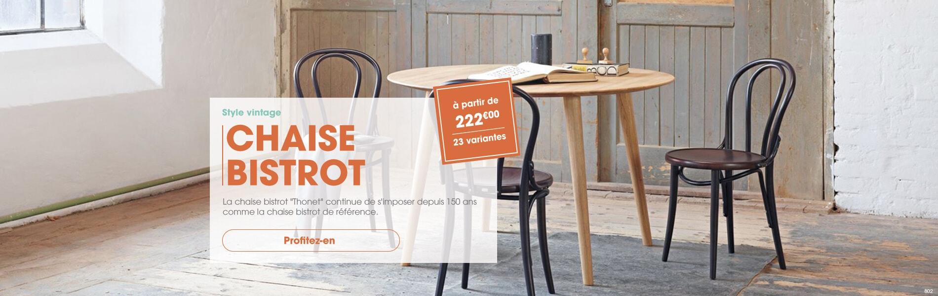 4 pieds | vente de tables, chaises et tabourets de qualité