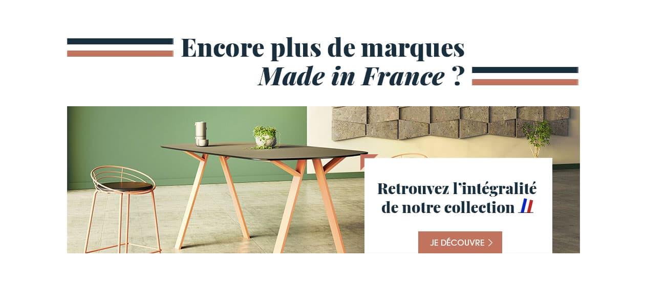 Retrouvez l'intégralité de notre collection made in France sur notre boutique en ligne.