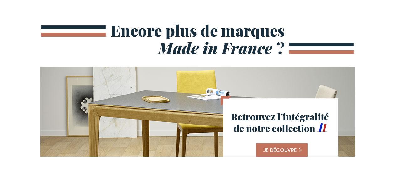 Retrouvez l'intégralité de notre collection made in France.