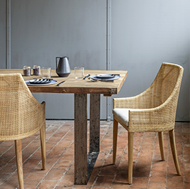 table de salle manger design extensible en stratifi. Black Bedroom Furniture Sets. Home Design Ideas