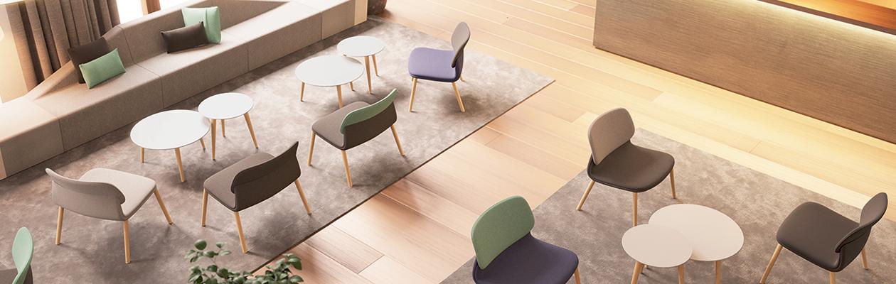 Très Mobilier bureau professionnel, salle de réunion et salle de pause  EE49